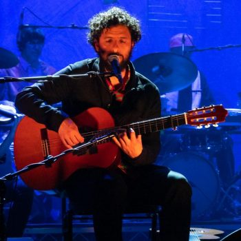José González with The String Theory at The Los Angeles Theater