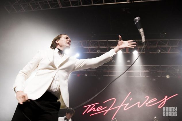 The Hives at Fox Theater Pomona