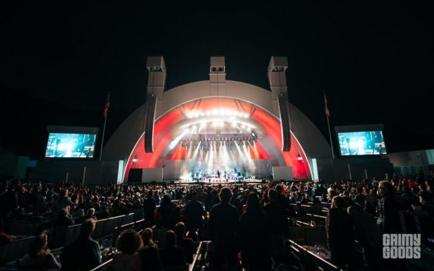 Chromeo at the Hollywood Bowl