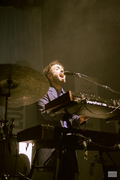Local Natives at the Hollywood Palladium