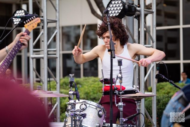 Liily the band drummer