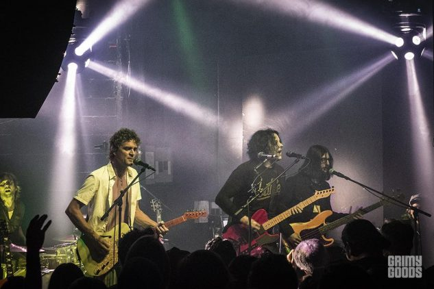 Raconteurs at Jewels Catch One Los Angeles