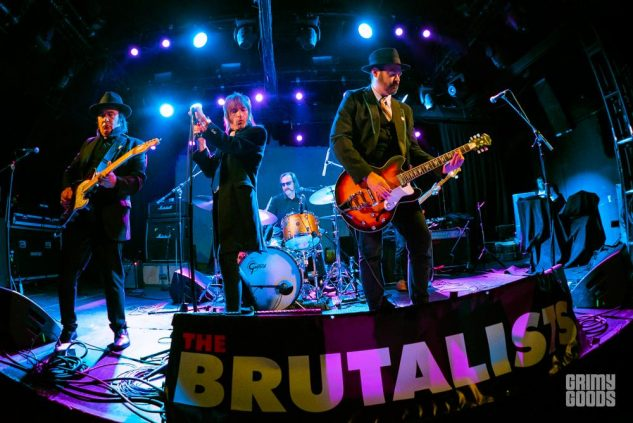 The Brutalists at Echoplex -- Photo by ZB Images