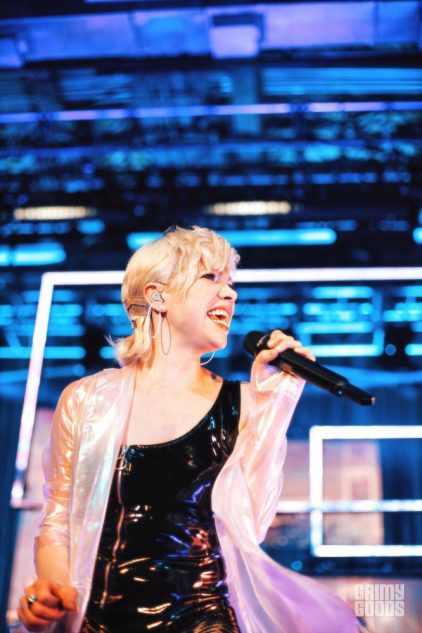 Carly Rae Jepsen at House of Blues Anaheim by Steven Ward