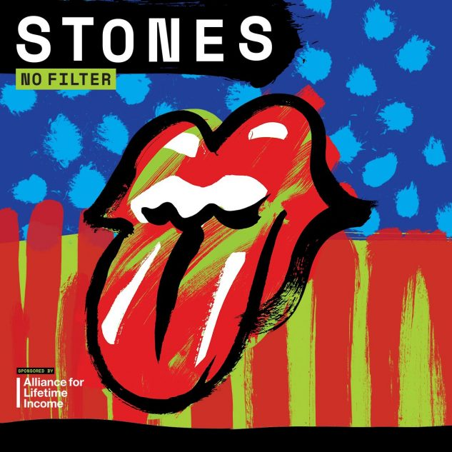 The Rolling sTones NO filter