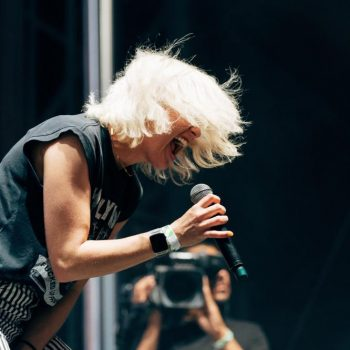 Phantogram at ALT Summer Camp -- Photo: Steven Ward