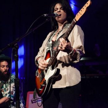 Ninet Tayeb at the Echo