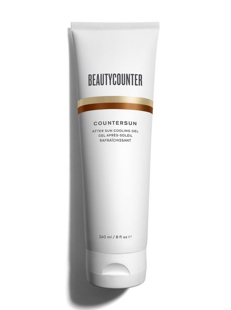 beautycounter countersun after sun cooling gel for music festival packing
