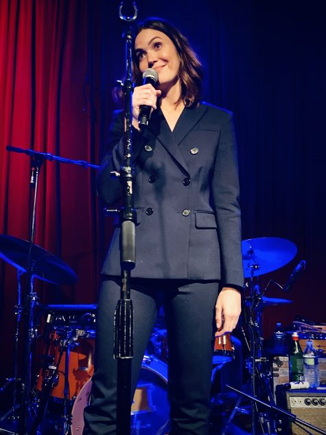 Mandy Moore at Bootleg Theater Los Angeles