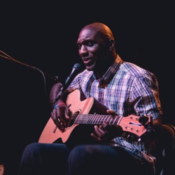 Cedric Burnside | Photo Farah Sosa