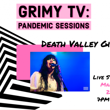grimy tv pandemic sessions