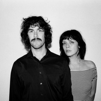 Dreampop duo Soft Palms