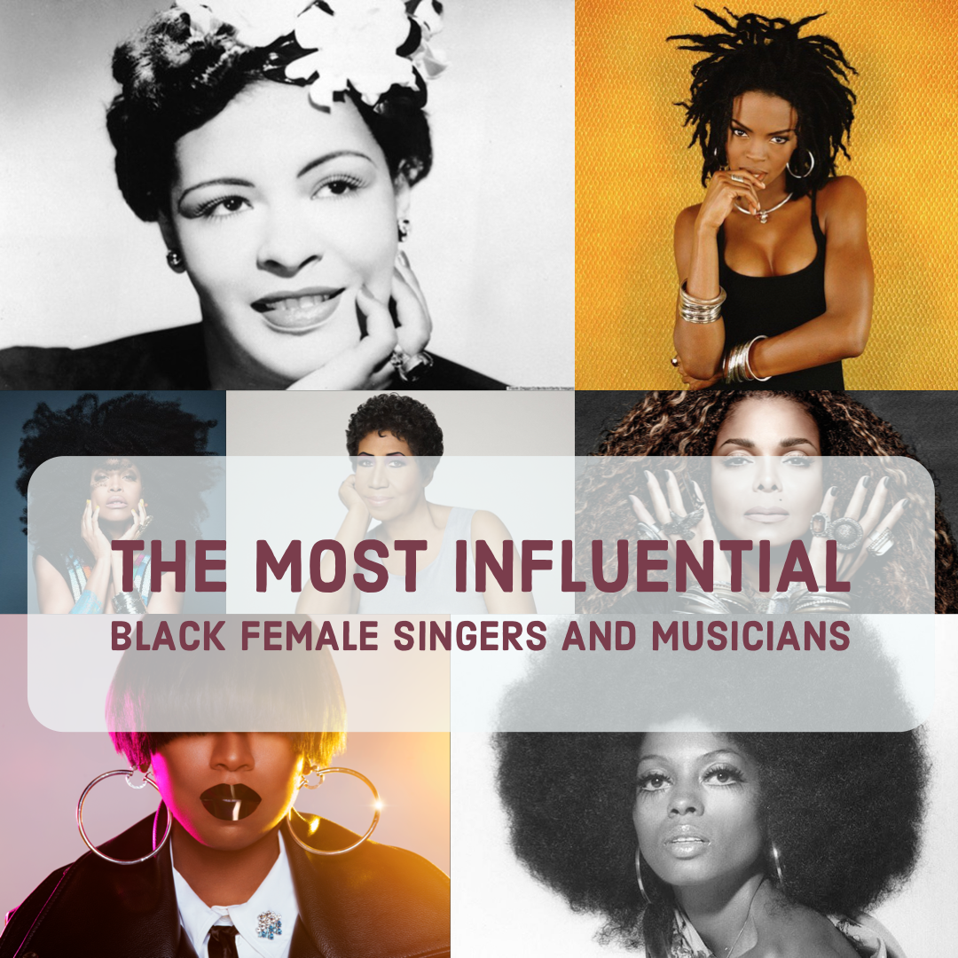 most influential black women in music