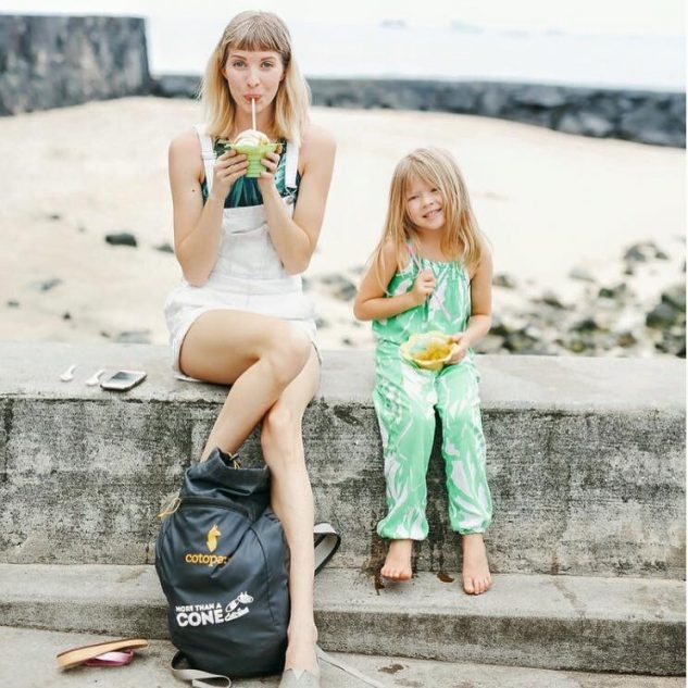 Joy Bishop and her daughter Hazel -- Photo: Jimmy Bishop/Gideon Photography