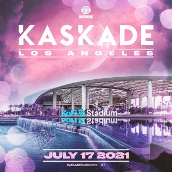 Kaskade to headline Los Angeles' brand-new SoFi Stadium in Inglewood